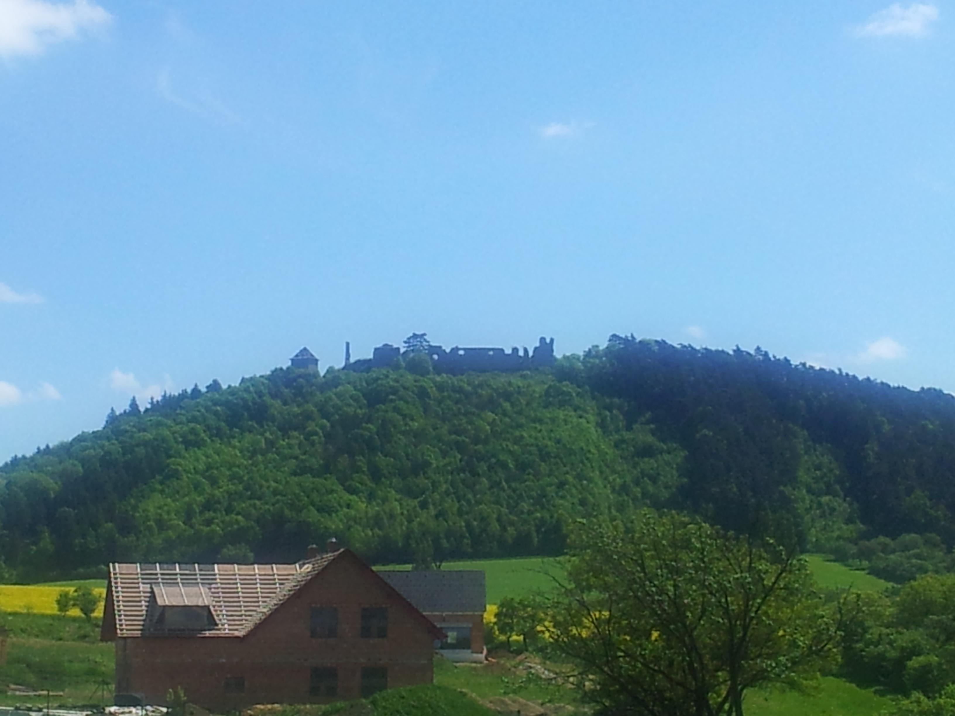 Burg Starý Jičín