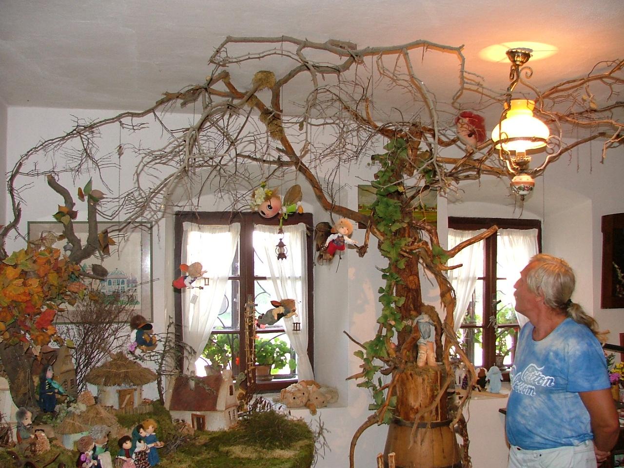 Blatská kovárna a loutkářské muzeum