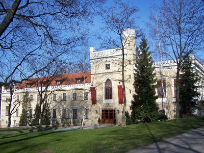 Krčský zámek