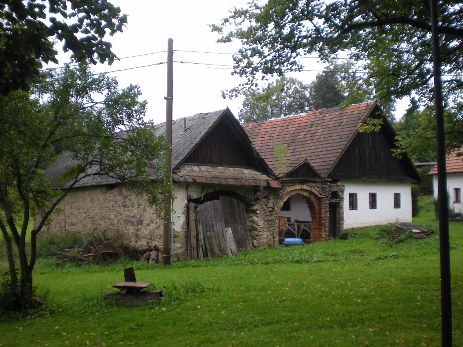 Vesnická památková zóna Ubušínek