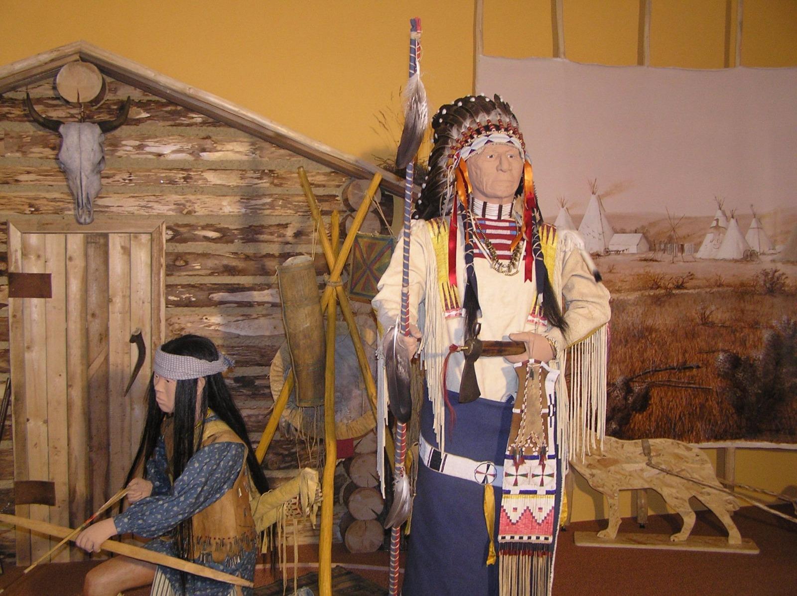 Nejen za indiány do Muzea Dr. Aleše Hrdličky