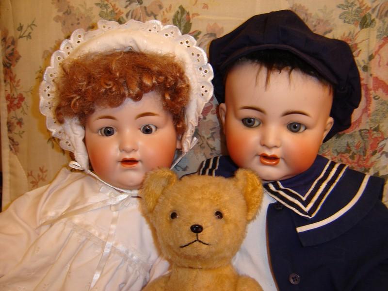 Muzeum panenek a medvídků