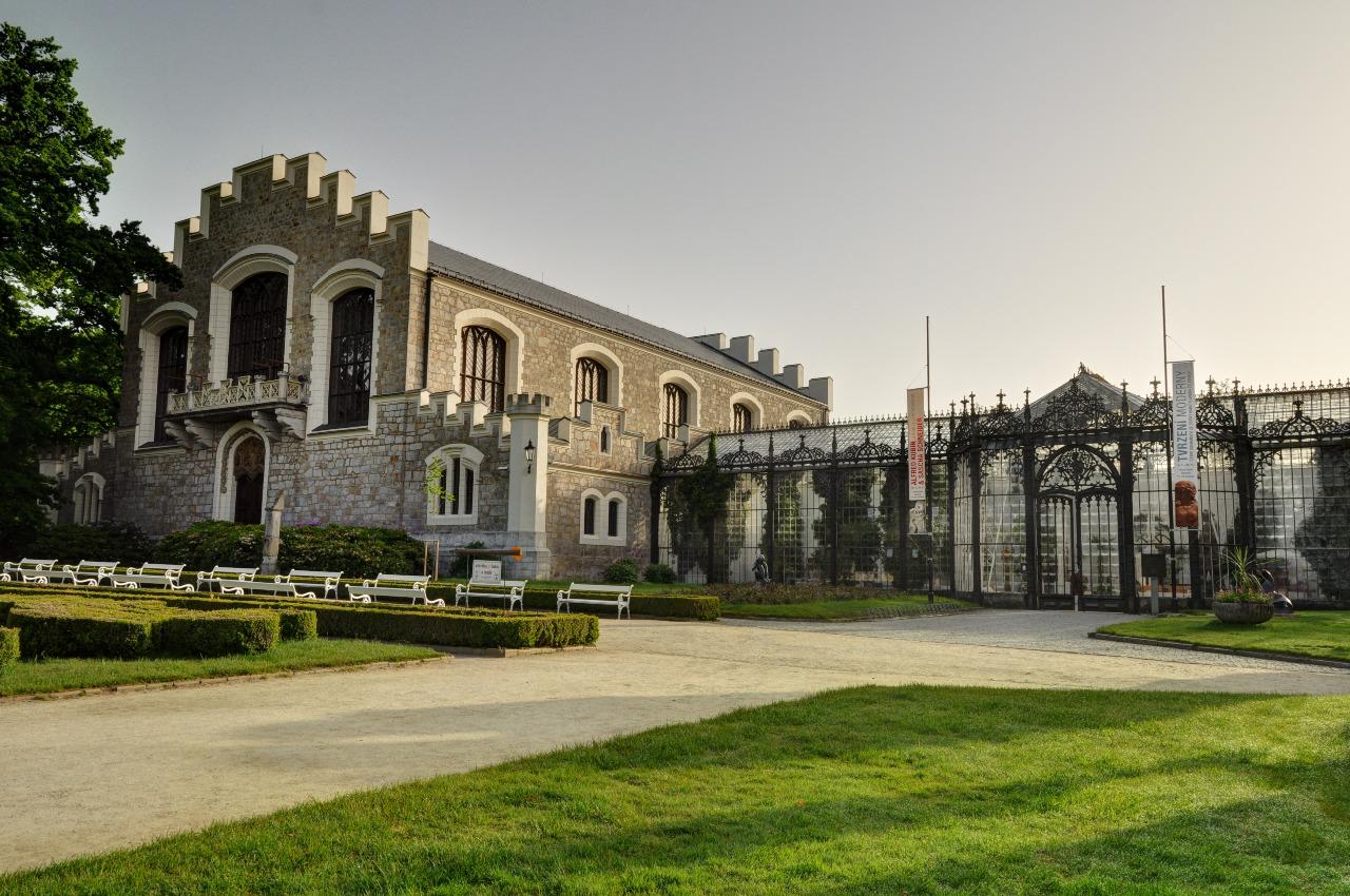 Zámecká jízdárna  Hluboká nad Vltavou