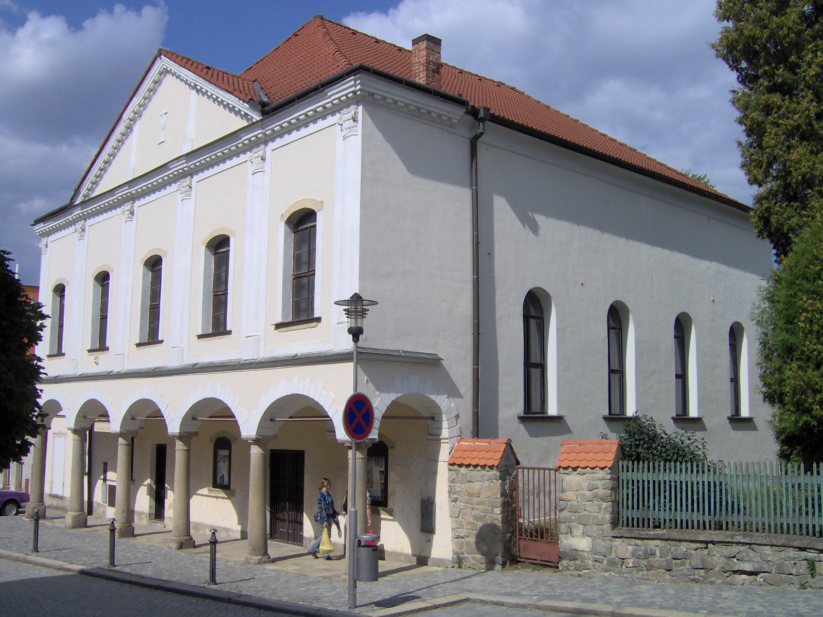 Městská památková zóna Třešť