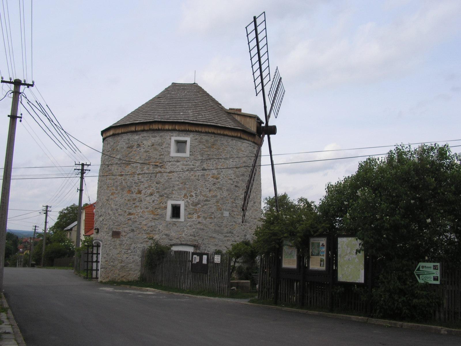 Muzeum Větrný mlýn v Rudici