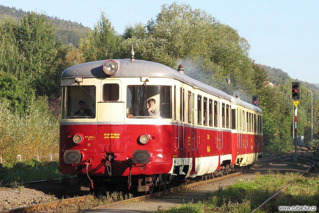 Muzeum ozubnicové dráhy a Zubačka - ozubnicová trať Tanvald - Kořenov - Harrachov