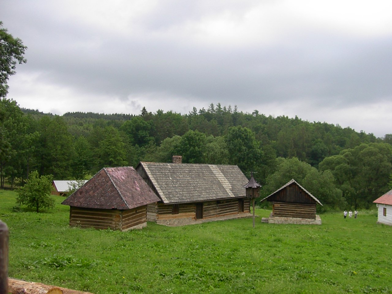 Open-air Museum Vysoký Chlumec