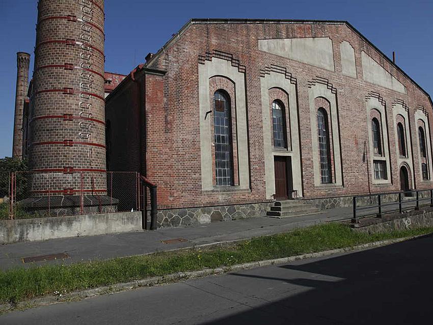 Ekotechnické muzeum - Stará kanalizační čistírna