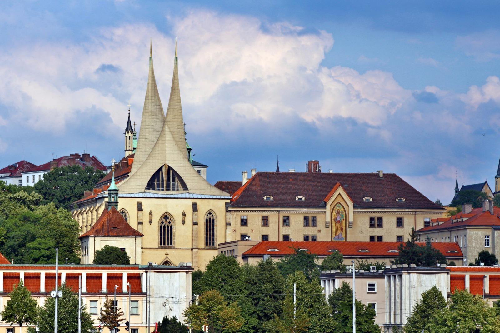 Emauzy Abbey